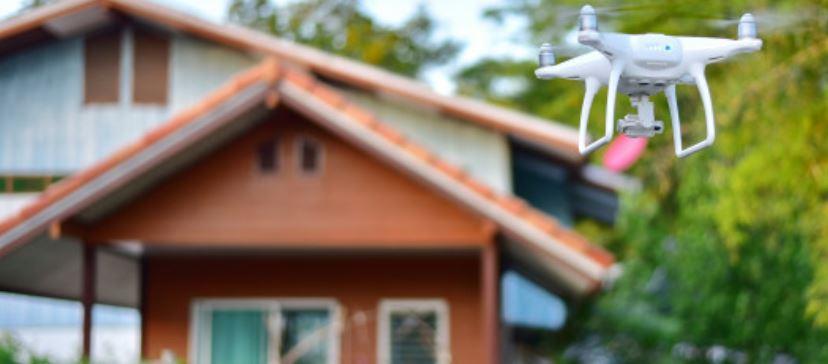 Drohnenaufnahmen Immobilien München