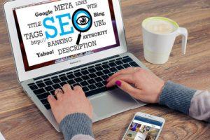 SEO - Suchmaschinen Optimierung für Goolge Rankings und Traffic