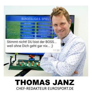 Videoschnitt bei Eurosport