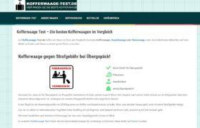 Startseite kofferwaage-test.de