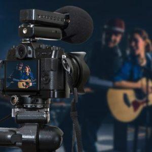 Video-Coaching Kamera-Training