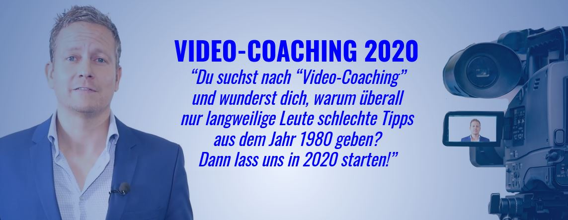 Video-Coaching 2020 von Stadtshow
