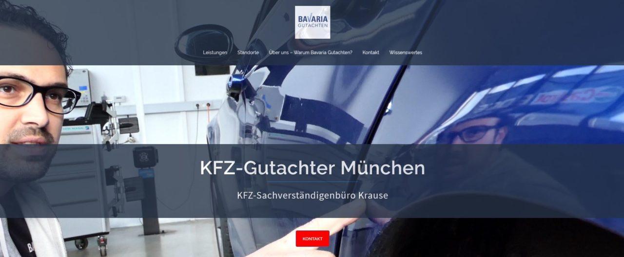 KFZ-Gutachter München - Bavaria Gutachten