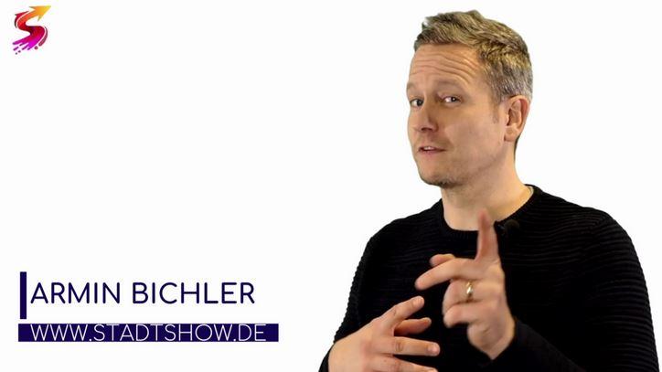 Video selber machen - Stadtshow München