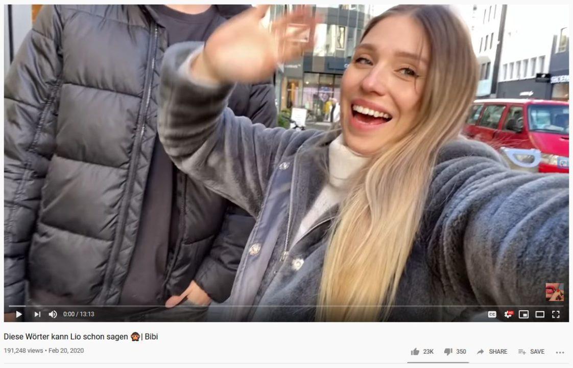 Videos selber machen - Bibisbeautypalace