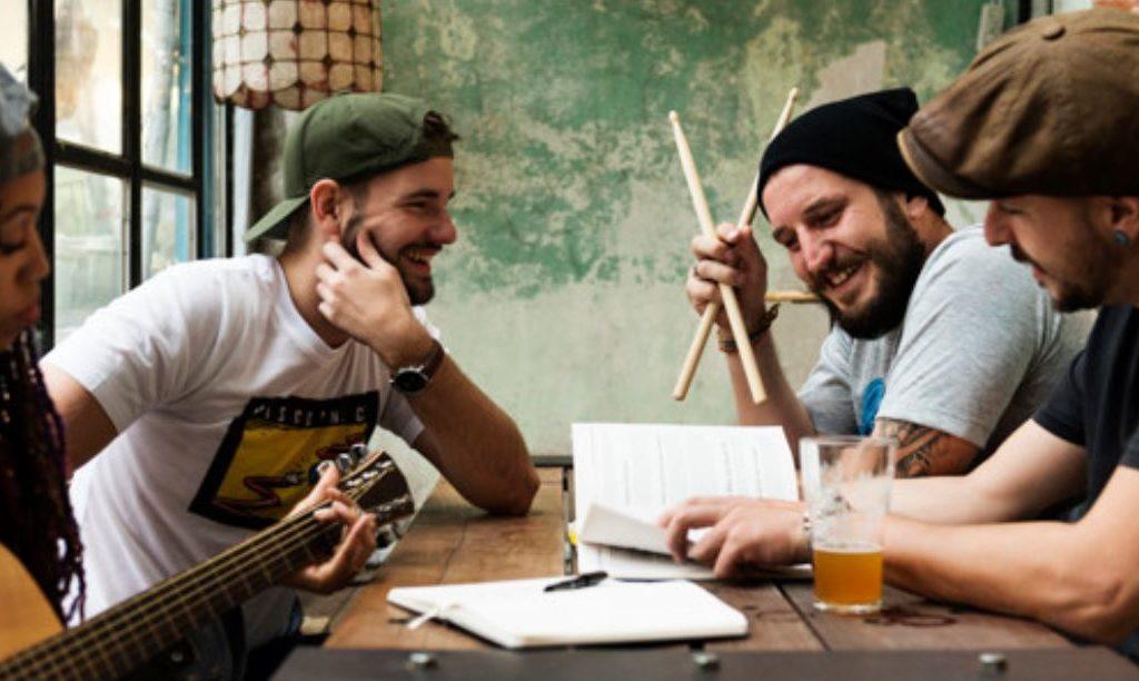Musik-Content-Strategie und Workshop mit Musikern und Bands