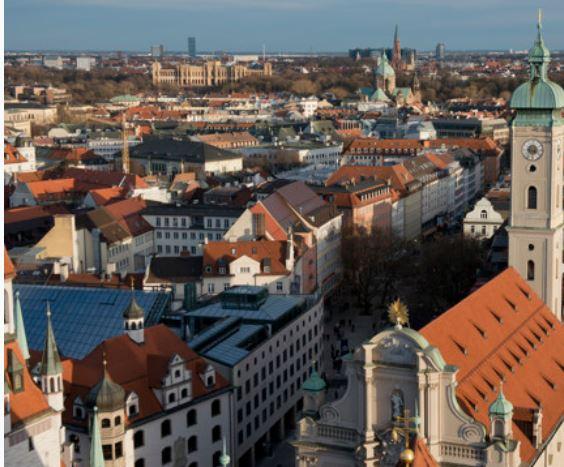 Steuerberater München in der Nähe - Stadtteile