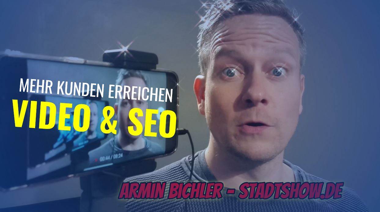 Video & SEO von Stadtshow
