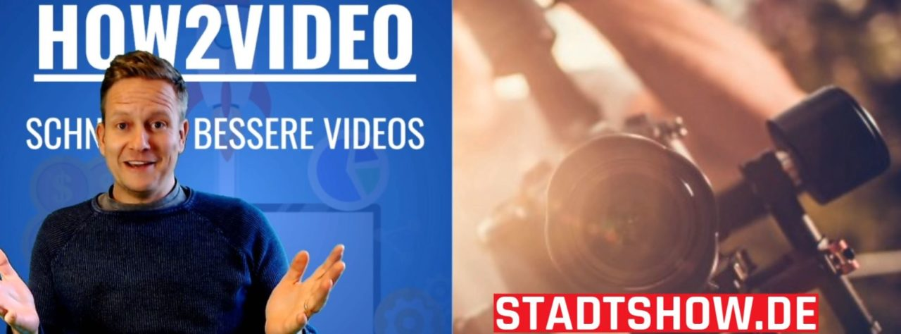 Videoproduktions Kurs - How2Video Webinar Live