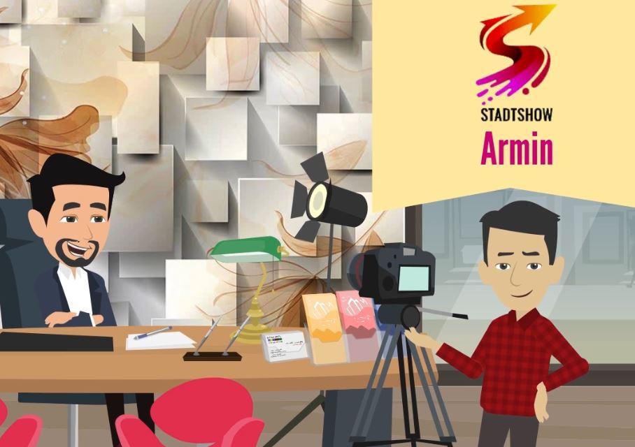 Animiertes Erklärvideo von Stadtshow erstellen lassen