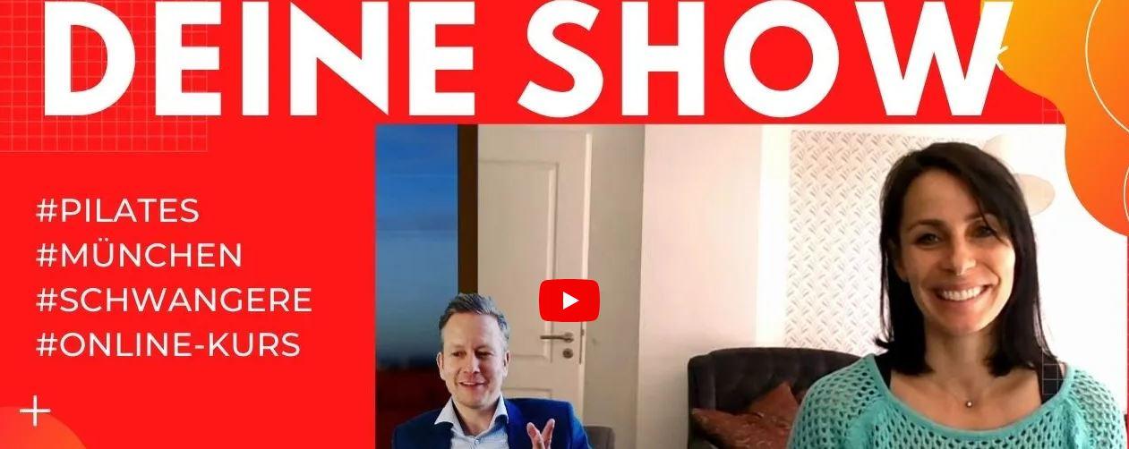 Deine Show 01 - Pilates in München