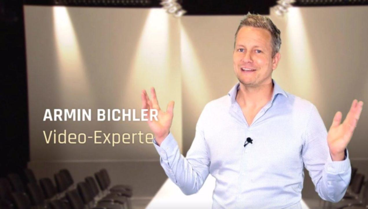 Video Marketing Trends vom Experten Armin Bichler