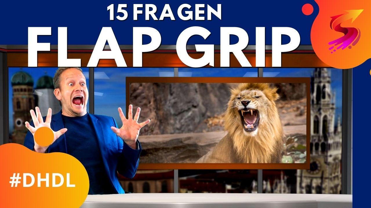Die Höhle der Löwen - Flap Grip