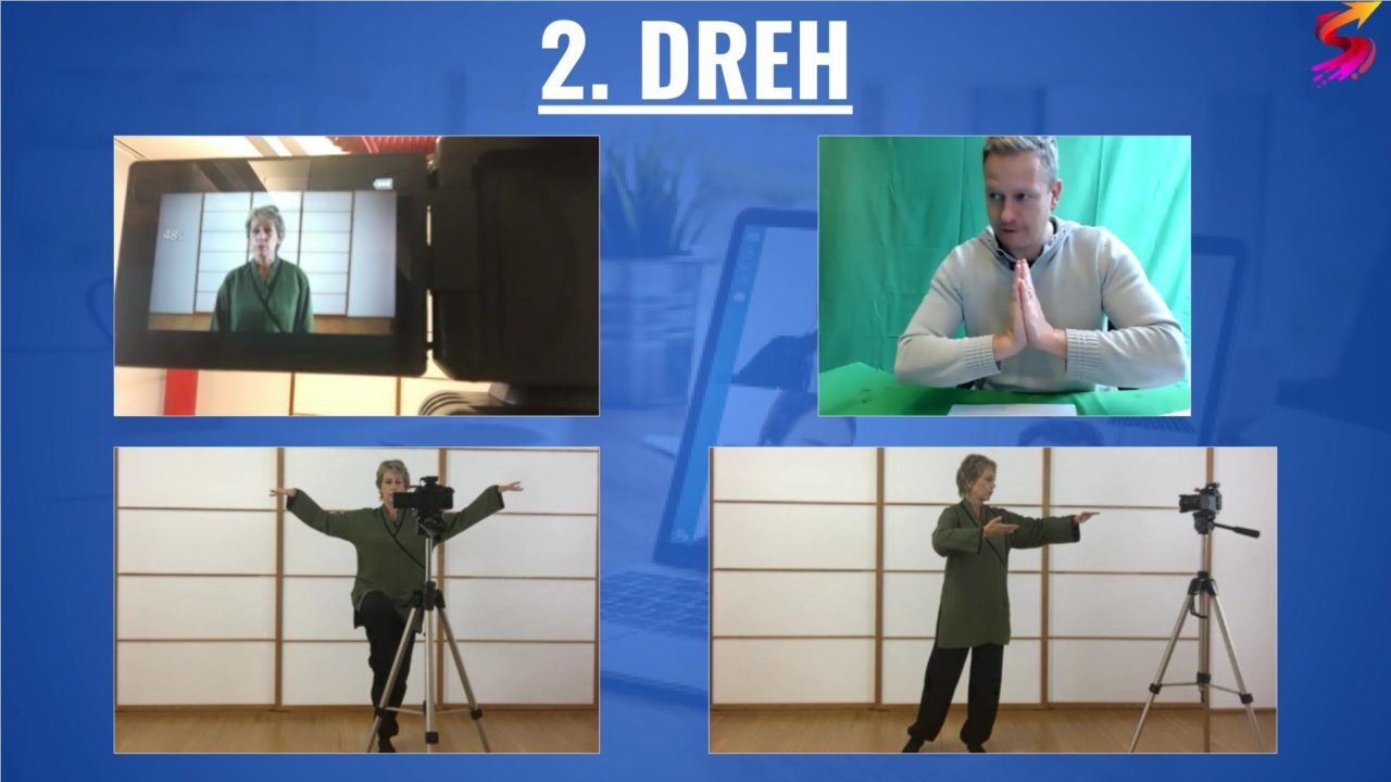Videodreh - How2Video Coaching