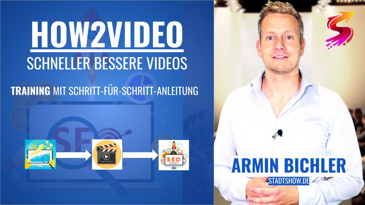 How2Video-Training - Online-Workshop