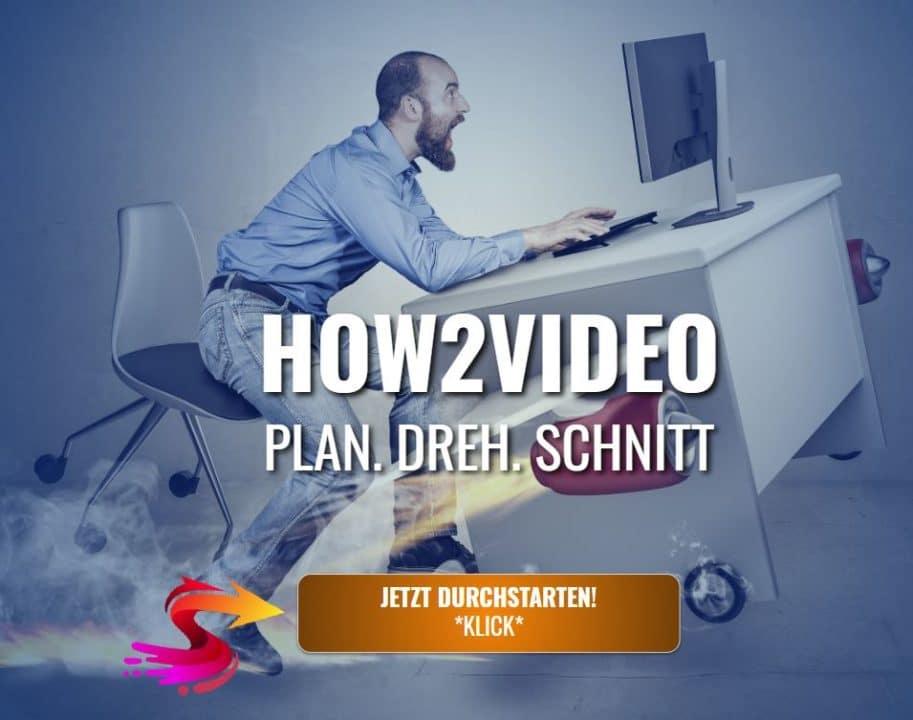 How 2 Video - Online-Kurs Videoproduktion