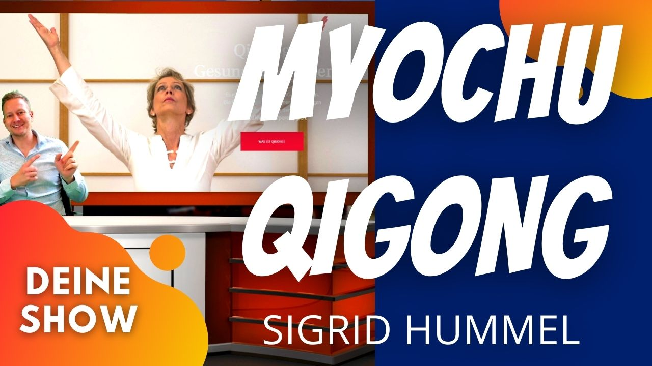 QiGong Expertin Sigrid Hummel