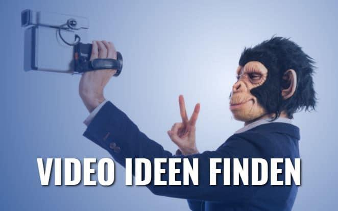 Video Ideen finden einfach