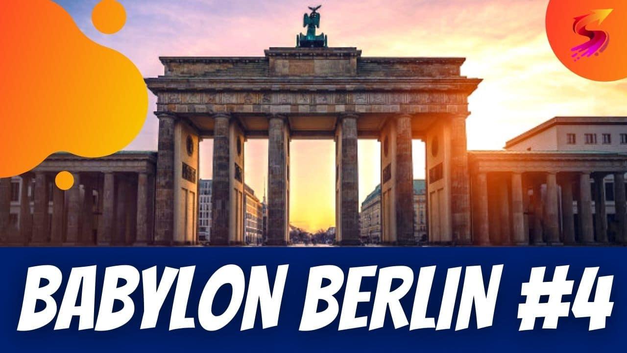 Babylon Berlin 4. Staffel