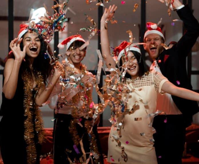 Content Marketing Beispiel Weihnachtsparty