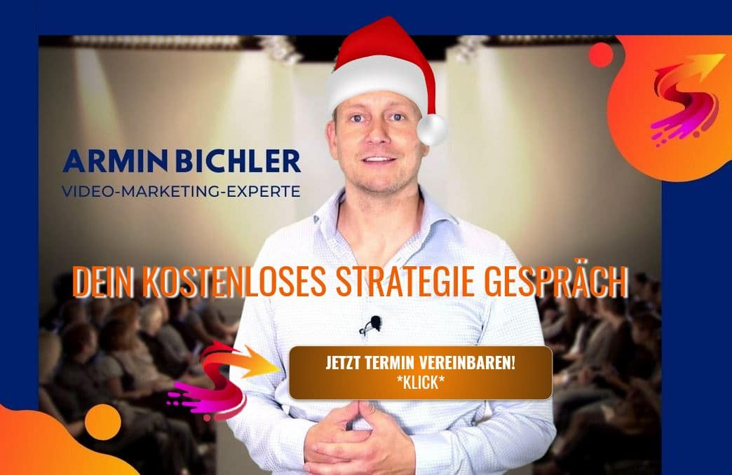 Content Marketing Strategie Gespräch Weihnachten 2020