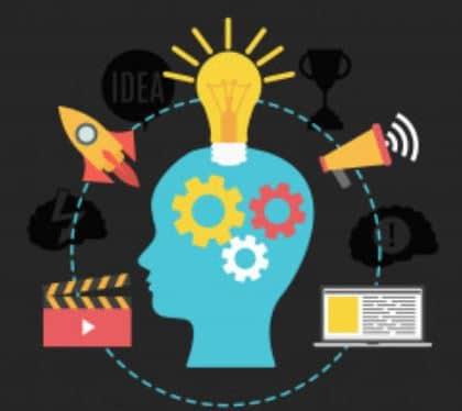 Webseite aufbauen - Themen und Ideen finden