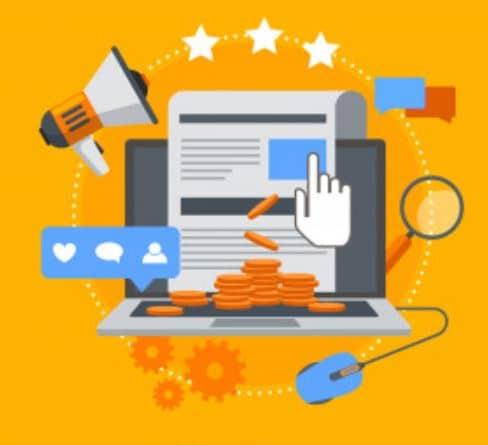 Webseite aufbauen und optimieren