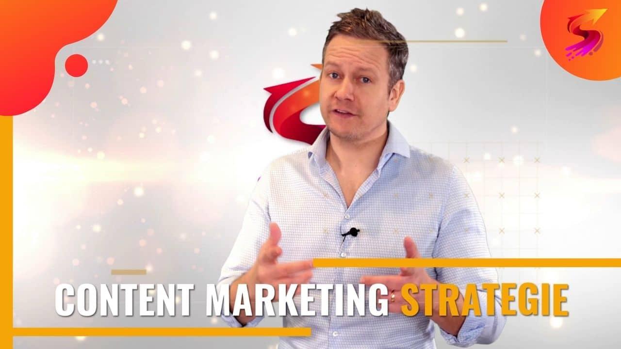 Content Marketing Strategie 2021