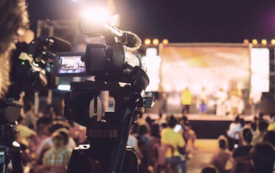 Videoproduktion Kamera Event