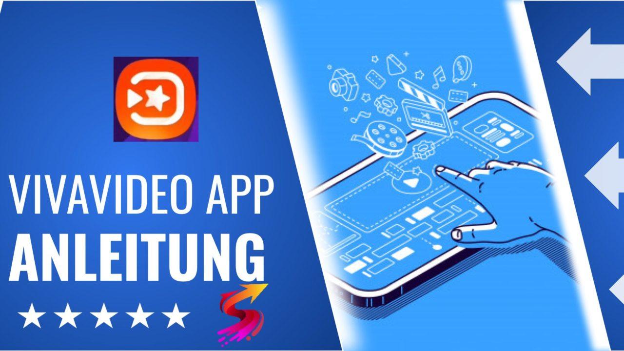 VivaVideo App zum Handyvideo schneiden