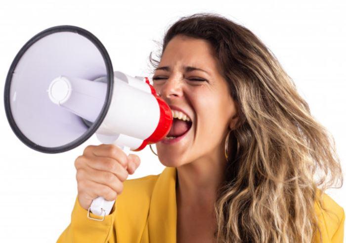 YouTube Video Tipps - Laut und schnell sprechen