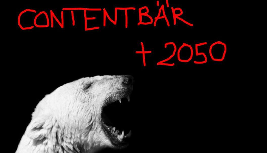 Contenteisbär wird 2050 sterben, wenn wir nichts machen